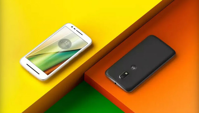Moto E4 Plus with a 5,000mAh Battery
