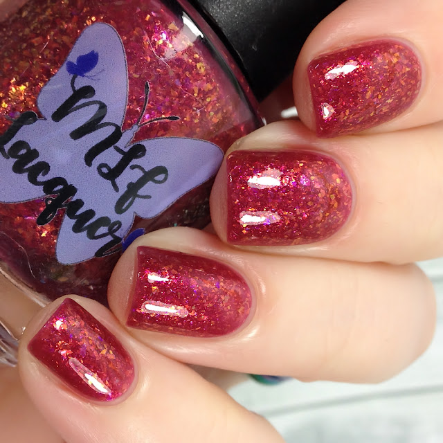 MLF Lacquer-Red Rocks