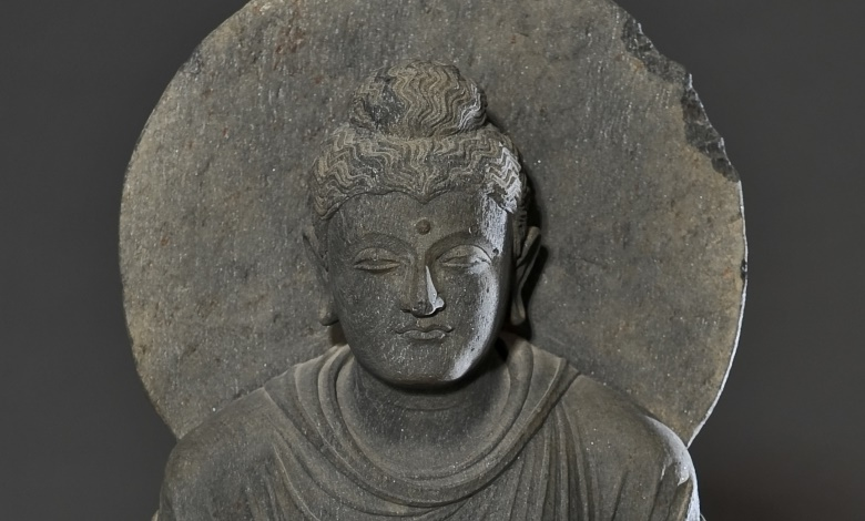 Buddhist Arts of Asia at the Art Gallery of Greater Victoria, British Columbia