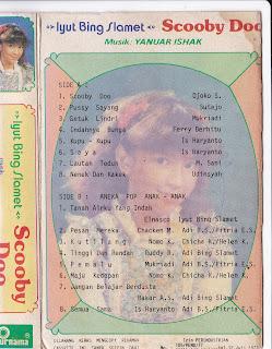 iyut bing slamet album scooby doo http://www.sampulkasetanak.blogspot.co.id