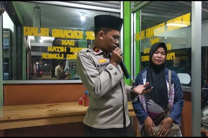 Rasa Hangat Kapolsek Cengkareng Bernyanyi Bersama Pengamen