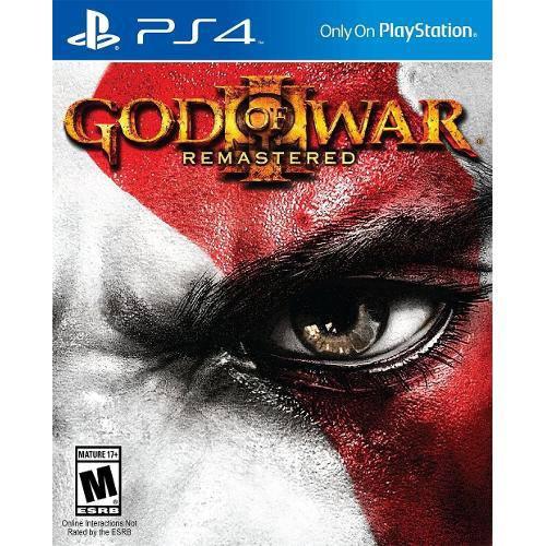 O jogo é apresentado em uma deslumbrante resolução de 1080p a 60 fps, que deixa o God of War III Remasterizado pronto para a próxima geração de consoles