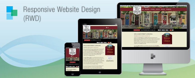 Responsive Website Design Title Image
