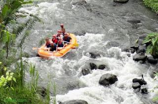 Rafting Sungai Ayung Di Bali
