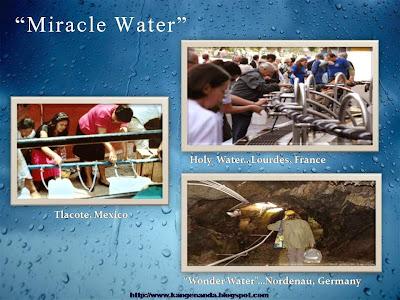 Inspirasi Hadirnya Mesin Kangen Water