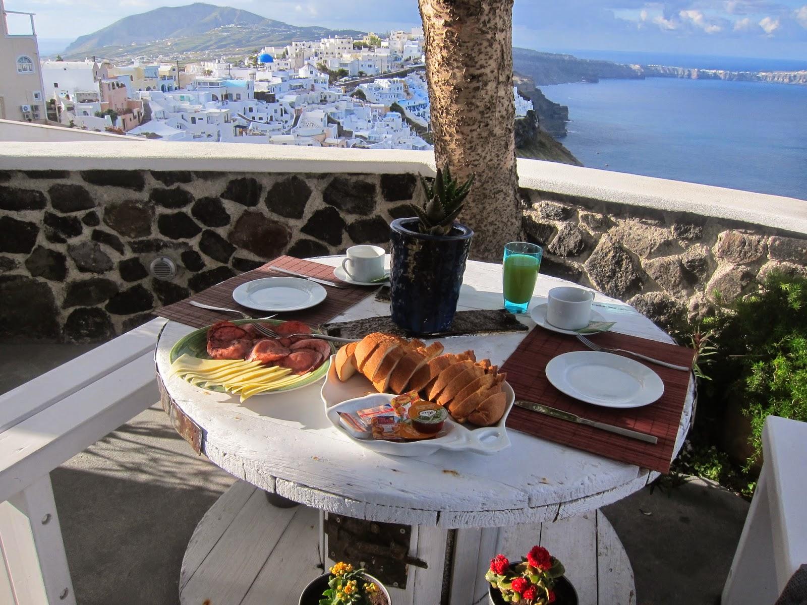 Santorini Morifes Luxury Residence
