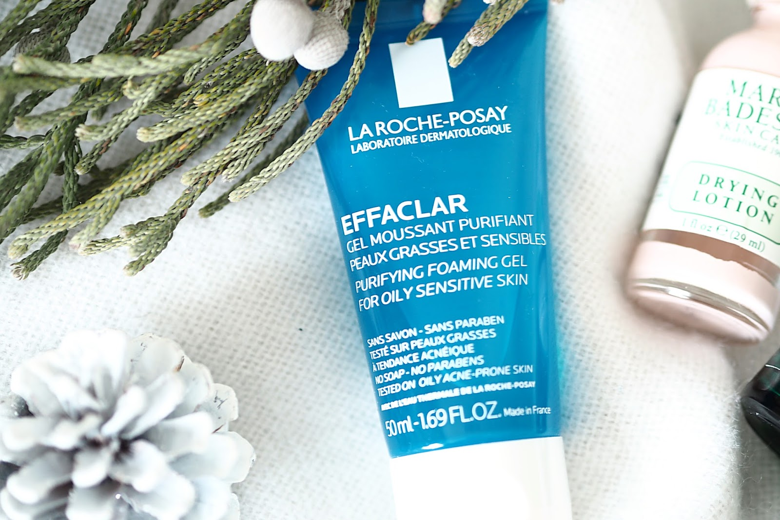 La Roche-Possay Efflaclar Cleansing gel