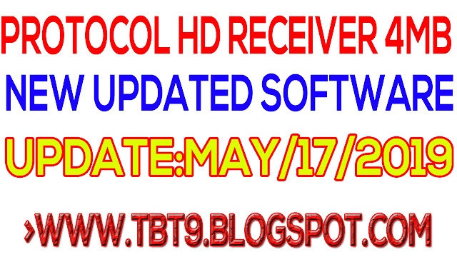 PROTOCOL HD RECEIVER 4MB TYPE OF BOARD A0-S06T-501 V1.0 NEW UPDATED SOFTWARE