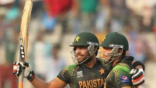 Australia vs Pakistan 16th Match ICC World T20 2014 Highlights