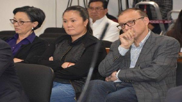 Tribunal Constitucional evalúa hábeas corpus de Keiko Fujimori