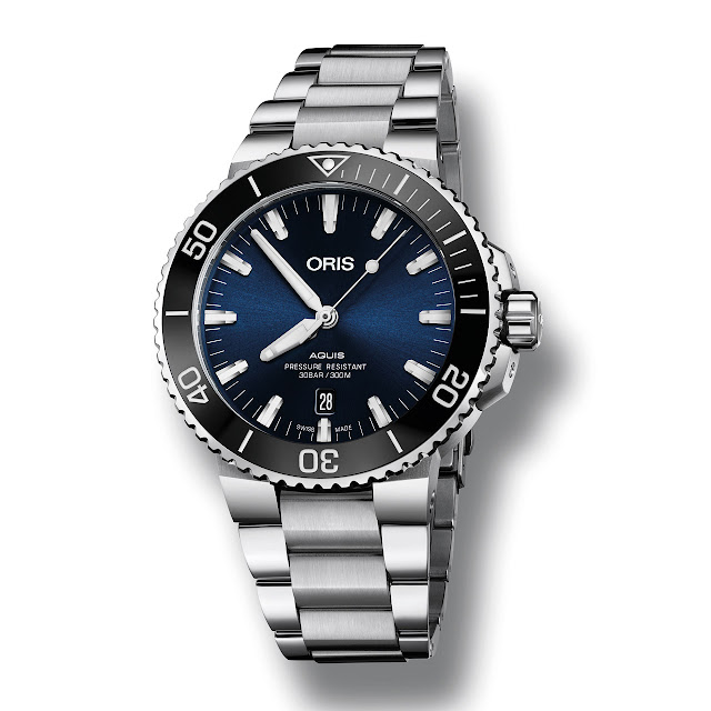 Oris Aquis Date Mechanical Automatic Watch