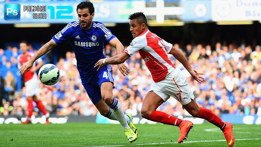 Prediksi Skor Arsenal vs Chelsea 24 September 2016