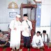 Safari Ramadhan Malam ke 11, Bupati Kerinci Adirozal Serahkan Bantuan Karpet Sejadah di Ladeh