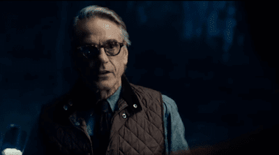 justice league movie alfred