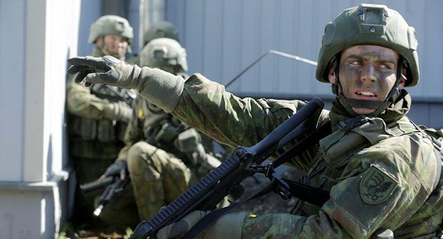 Rússia venceria forças da OTAN