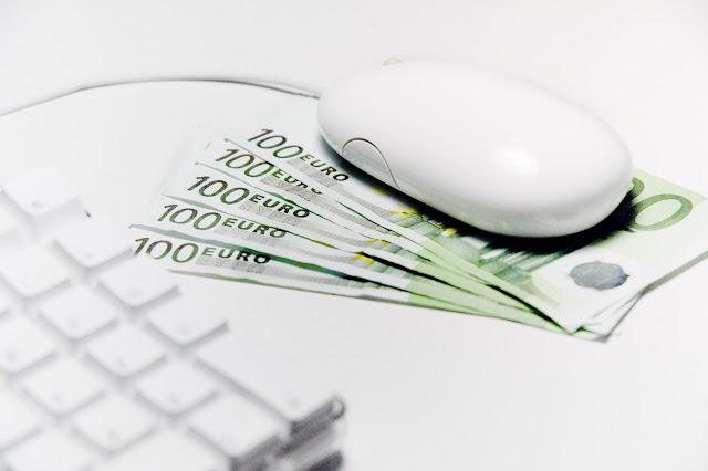 Kiếm tiền EURO online trên máy tính với clickworker