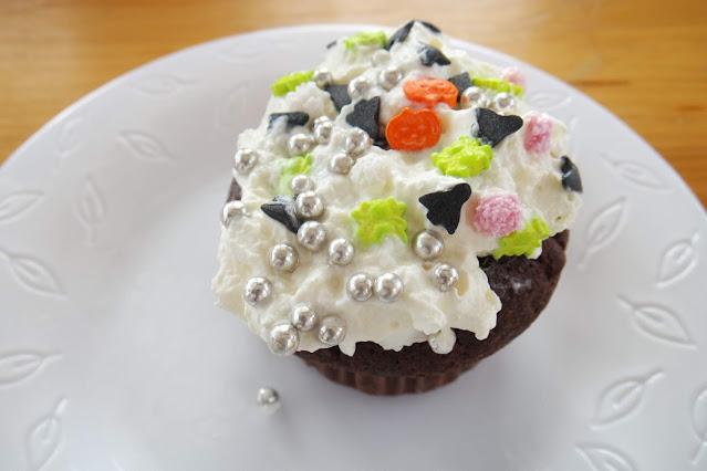 cupcakes verziehren wettbewerb kindergeburtstag Ideen