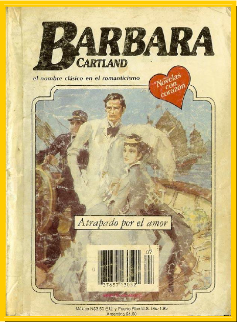 Atrapado por el amor – Barbara Cartland
