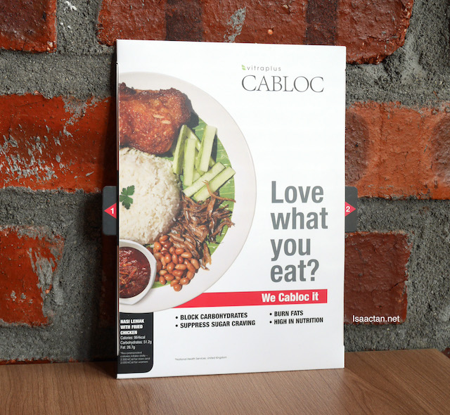 Love What You Eat? Just Cabloc It