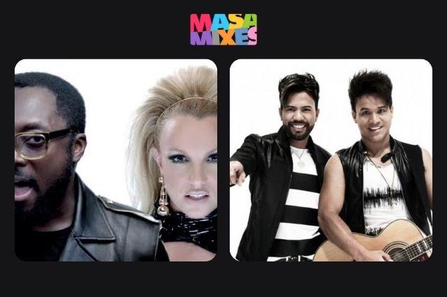 Scream Louquinha (will.i.am & Britney Spears vs. João Lucas e Marcelo)