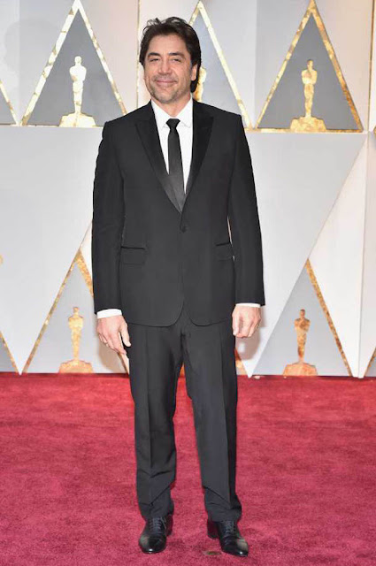 Javier Bardem at 89th Annual Academy Awards