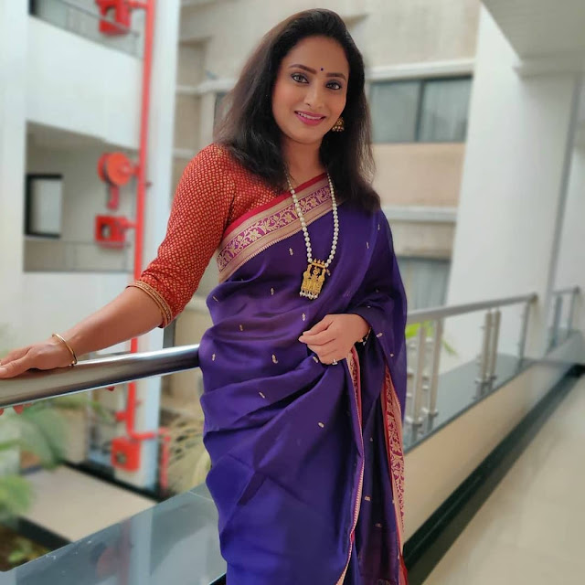Pallavi Kedar Vaidya  (Actress) Wiki,Bio,Age, Education, Awards, Family and Many More