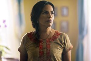 Sarita Choudhury en película de terror
