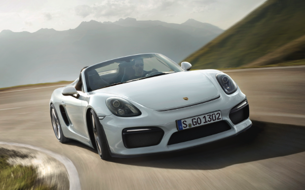 2018 Porsche 718 Boxster S Review