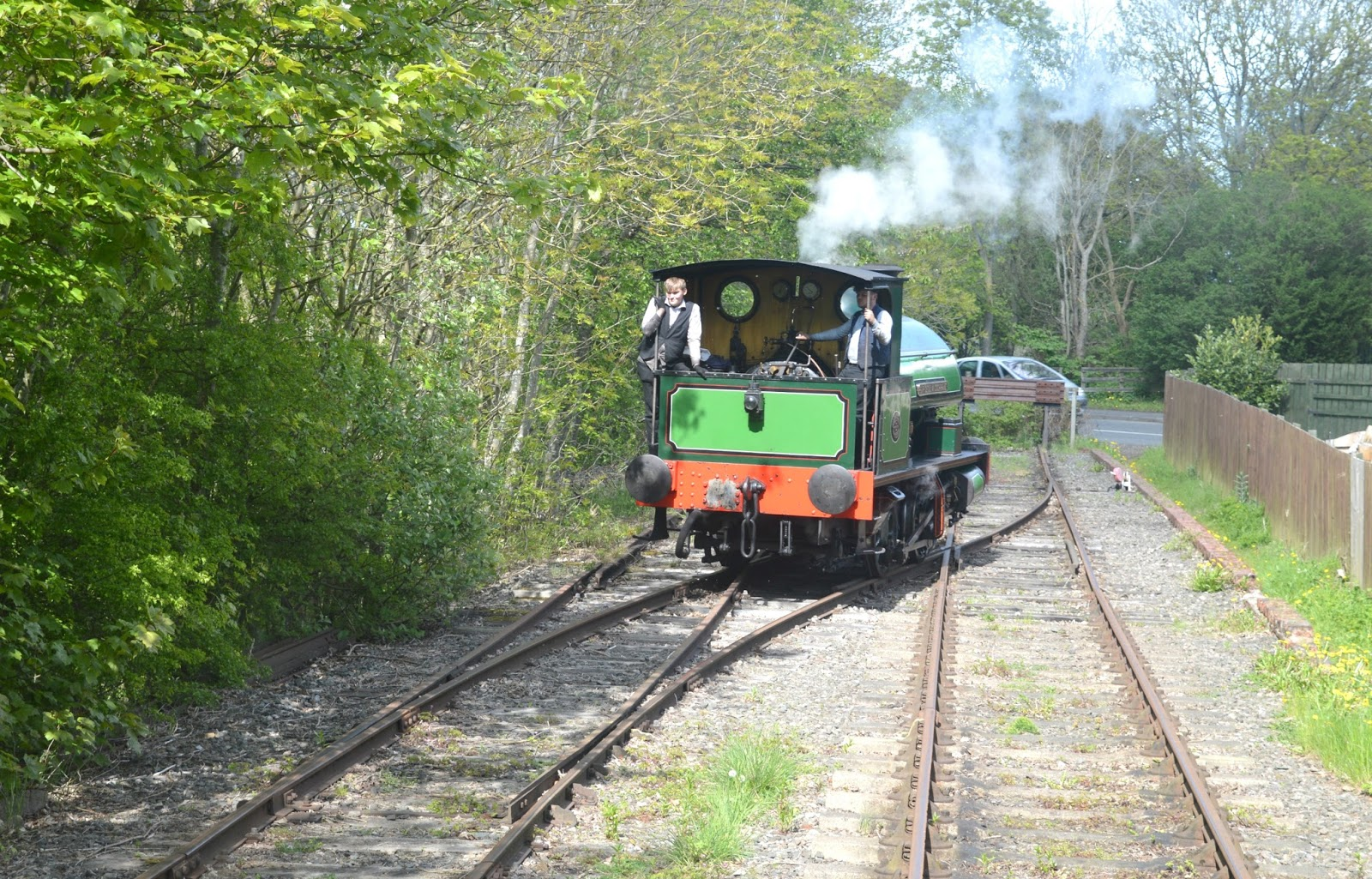 The Tanfield Railway Durham