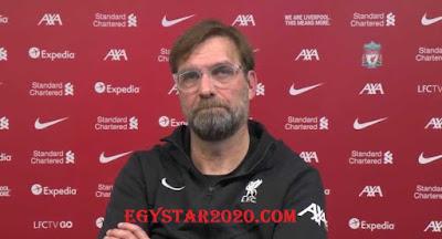 """مؤتمر """" كلوب """" مدرب ليفربول لـ لقاء ليستر سيتي في الجولة ال 24 من الدوري الإنجليزي - Liverpool Conference W24"""