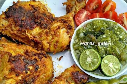Resep Ayam Bakar Padang Enak dan Mudah dilakukan