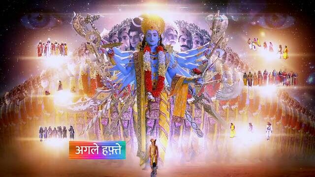 Radha Krishn: Krishna - Arjun Gatha S3 E30 9th October Episode