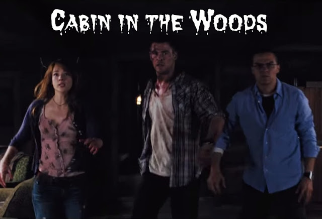 Halloween horror movie reviews -- the WATCH vs DON'T Watch verdicts!  Scary fun films Cabin in the Woods and The Visit, from Joss Whedon and M. Night Shyamalan.