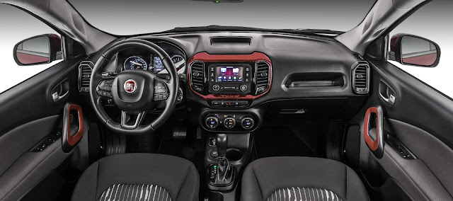 Fiat Toro Freedom 1.8 Flex 2019