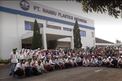 Lowongan Kerja PT Nanbu Plastics Indonesia Oktober 2019