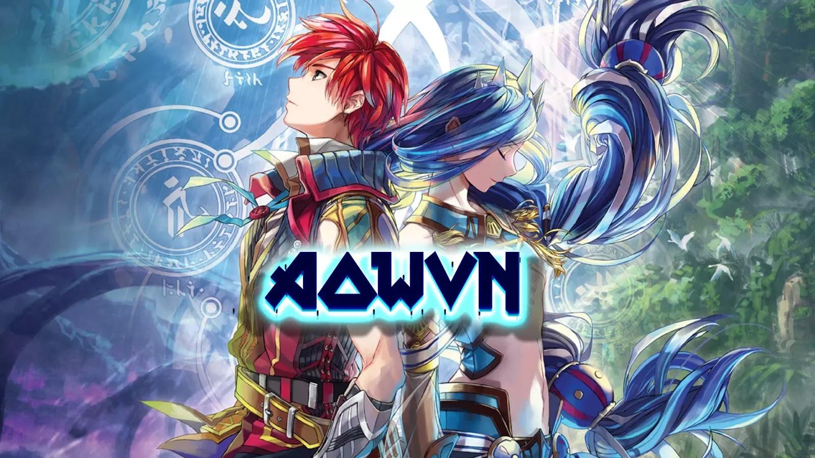 game Ys VIII Lacrimosa aowvn - [ Cập Nhật Phần 8 ] Trọn bộ Series game YS trên PC | English - Tuyệt phẩm RPG cực hay