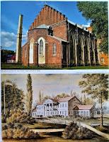 Bobrujsk - kościół, Dukora - pałac wg Napoleona Ordy