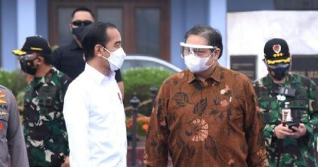 Jokowi kini Mesra dengan Golkar, Benarkan Renggang dengan PDIP?