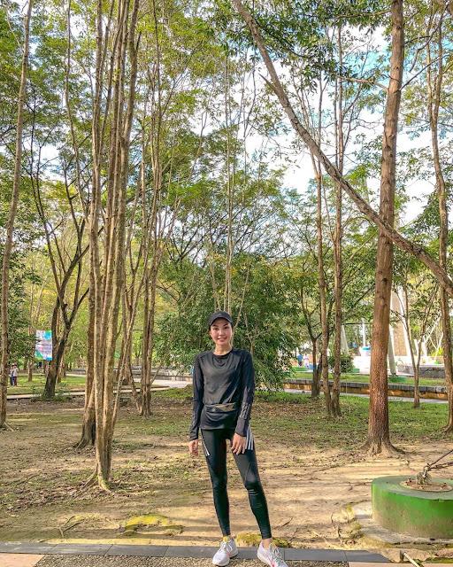 kendari mayor's park southeast sulawesi indonesia