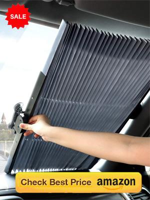 Best Sun Shade for Car (Protector UV Rays)