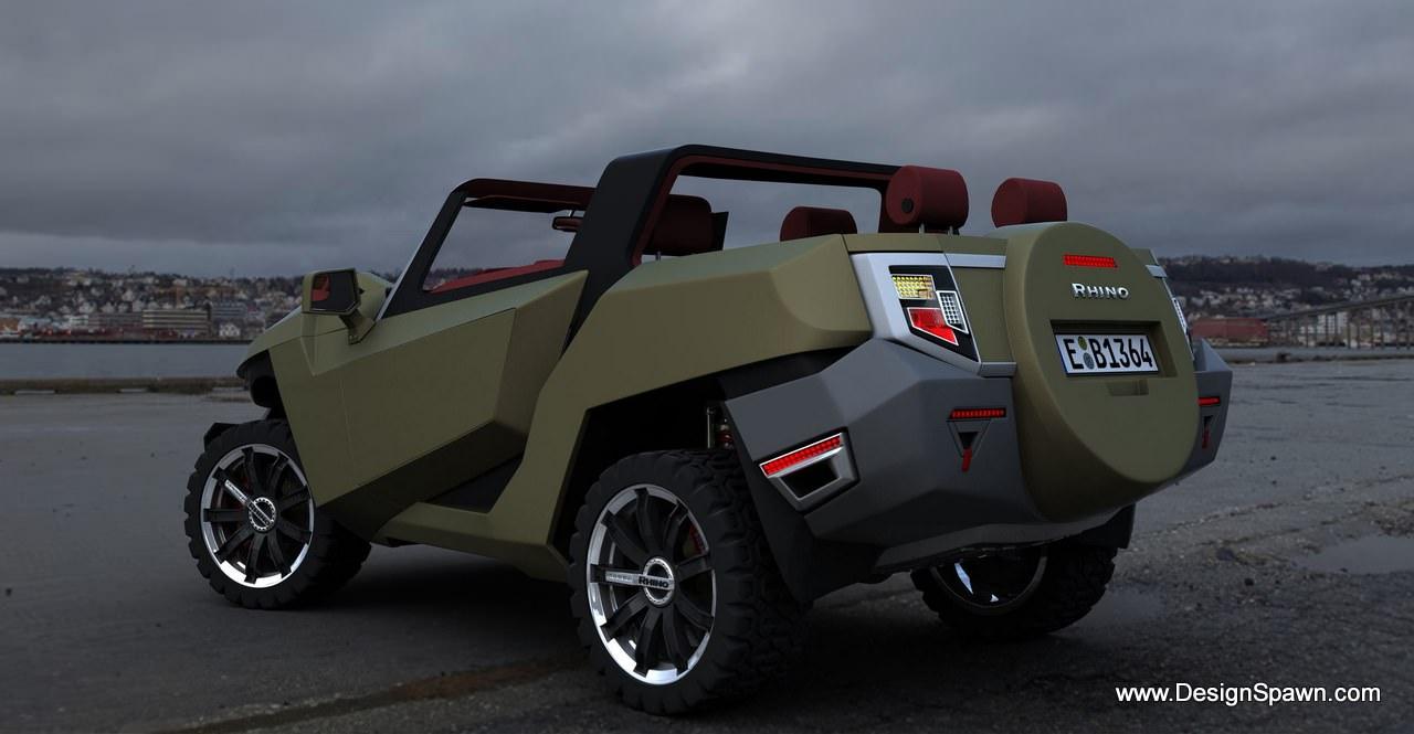 Hummer Rhino Concept | Future Designs | future hummer
