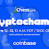 CryptoChamps Chess Tournament Powered by Coinbase is June 12-13