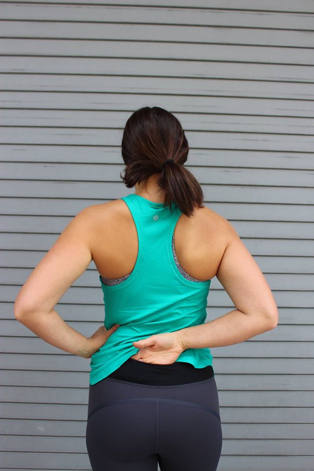 lululemon smooth-stride-tank-tight