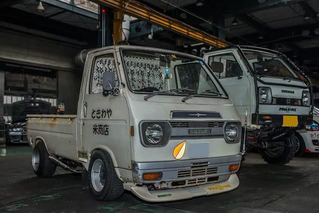 Suzuki Carry V L50
