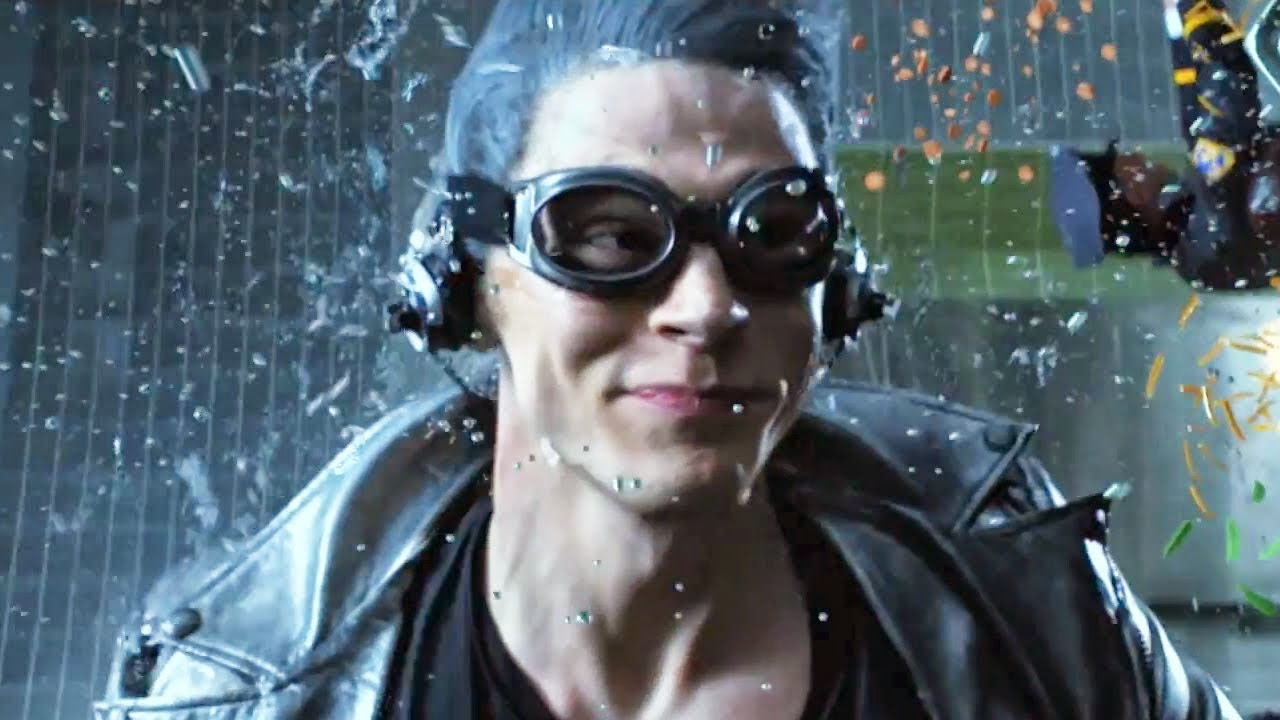 Quicksilver's stand out sequence on X-Men: Days of Future Past