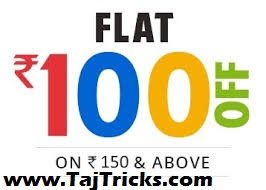 Ebay April MahaLoot: Rs.100 of on Minimum Purchase of Rs.300 (New Users)(Suggestion Added)