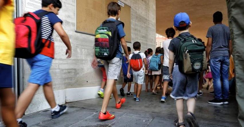 Ordenan el regreso a clases desde el 22 de junio en Francia