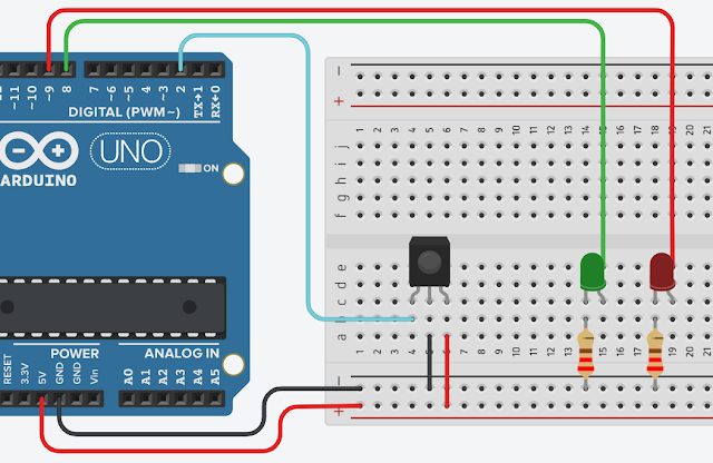 IR automation, home automation, arduino project