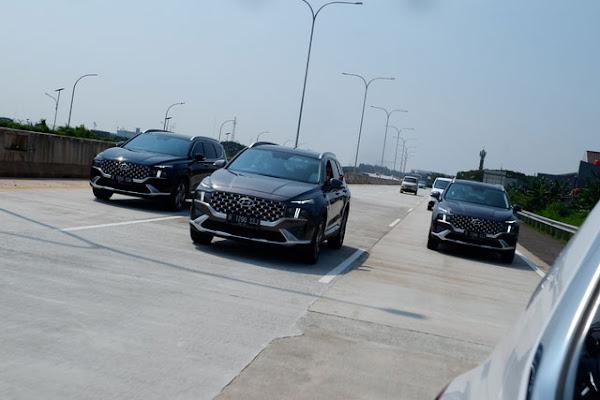 New Hyundai Santa Fe. Foto: Aditya Pratama Niagara/kumparan