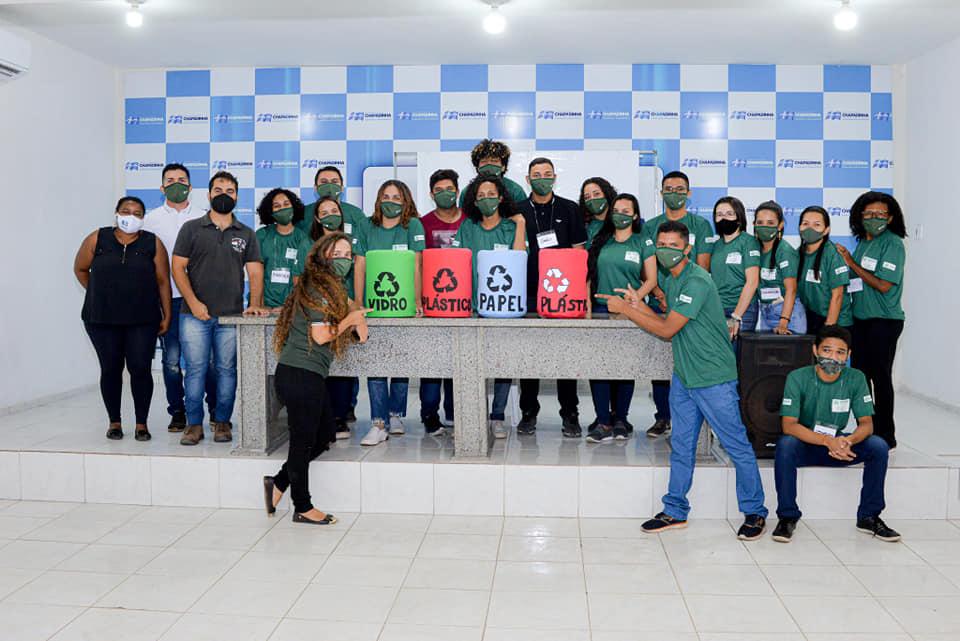 Encerramento do Curso de Educação Ambiental, uma parceria entre o Senar e a Prefeitura de Chapadinha por meio das Secretarias Municipais de Meio Ambiente e Articulação Política.